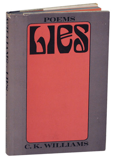 Boston, MA: Houghton Mifflin and Company, 1969. First edition. Hardcover. First printing. Williams f...