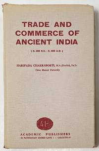 image of Trade and commerce of ancient India (c. 200 B.C.-c. 650 A.D.)