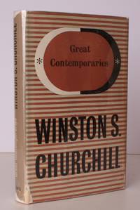 image of Great Contemporaries. [Second Impression thus.] NEAR FINE COPY IN UNCLIPPED DUSTWRAPPER