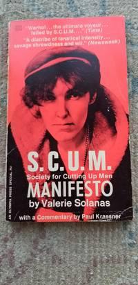 image of S.C.U.M. Manifesto