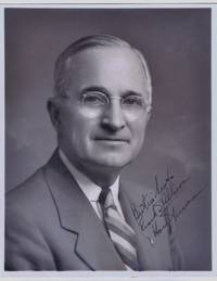 image of Signed Photograph and Masonic Ephemera of Frank Allison