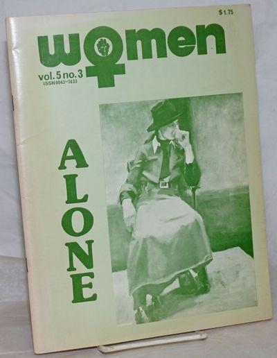Baltimore: Women, a Journal of Liberation, 1978. Magazine. 64p., 8.5x11 inches, photos, art, essays,...