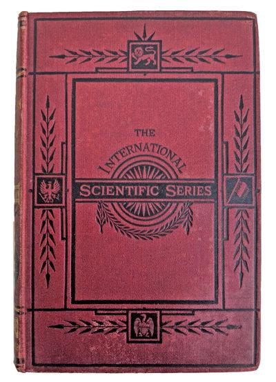 London:: Henry S. King, 1877., 1877. Series: The International Scientific Series, vol. VI. Sm. 8vo. ...