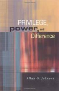 image of Privilege, Power, and Difference