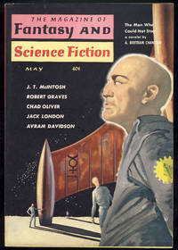The Man Who Could Not Stop in The Magazine of Fantasy and Science Fiction May 1959