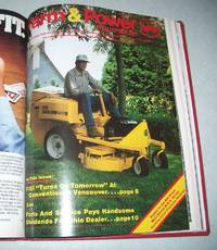 Farm & Power Equipment Dealer July-December 1985 Bound in One Volume