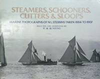 image of Steamers, Schooners, Cutters and Sloops:  Marine Photographs of N. L.  Stebbins Taken 1884 to 1907