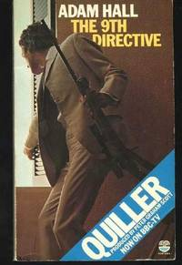 The 9th Directive (Series: Quiller.)
