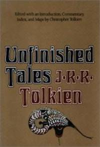 image of Unfinished Tales of Numenor and Middle-earth