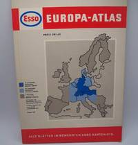 ESSO Europa-Atlas by N/A - Paperback - 1967 - from Easy Chair Books (SKU: 178991)