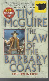 The Law of the Barbary Coast (Leisure Historical Fiction)