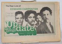 image of San Diego Update: vol. 1, #26, March 7, 1980: The Dear Love of Edward Carpenter