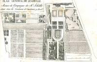 Maison de Campagne de M. Schickler, Située dans la Commune de Caudéran, près de Bordeaux