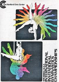 THE 1980 U.S.G.F. INTERNATIONAL INVITATIONAL GYMNASTICS CHAMPIONSHIPS