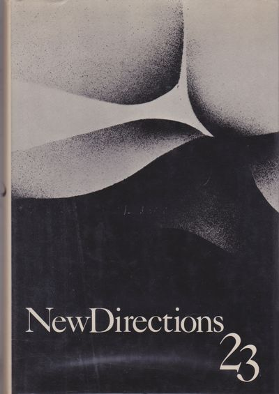 New York: New Directions, 1971. First Edition, First Printing. Octavo (8 1/8 x 5 1/2 inches; 208 x 1...