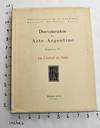 View Image 1 of 7 for Documentos de Arte Argentino, Cuaderno VI: La Ciudad de Salta Inventory #163525