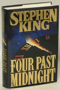 Four Past Midnight by Stephen King - Signed First Edition - (1990) - from Eureka Books, ABAA and Biblio.com