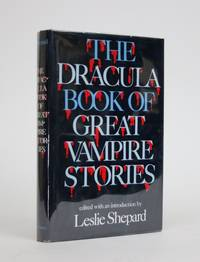 image of The Dracula Book of Great Vampire Stories