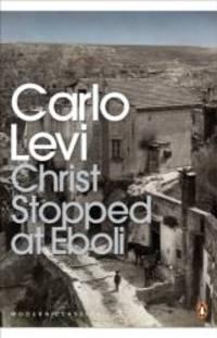 image of Christ Stopped at Eboli (Penguin Modern Classics)