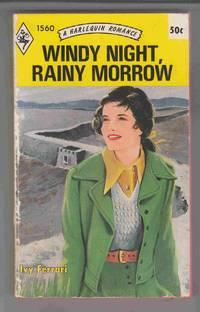 Windy Night, Rainy Morrow (Harlequin #1560)