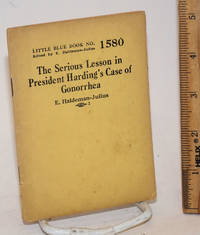 The Serious Lesson in President Harding's Case of Gonorrhea