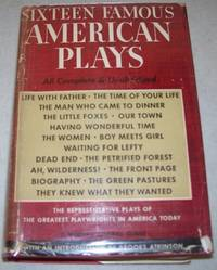 Sixteen Famous American Plays (Modern Library Giant G21)