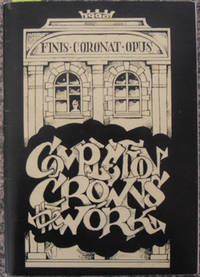 Completion Crowns the Work: Poems and Prints From Newcastle - Poetry in the Pub, Newcastle, Australia 1990
