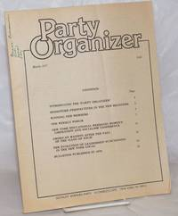 image of Party Organizer, Vol. 1, No. 1 Mar 1977