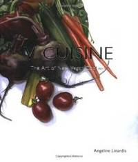 V Cuisine: The Art of New Vegan Cooking by Angeline Linardis - Paperback - 2007-10-04 - from Books Express (SKU: 1552859037n)