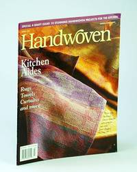 Handwoven (Hand Woven) Magazine, March (Mar.) / April (Apr.) 2002 - Peter Collingwood / Special 4-Shaft Issue