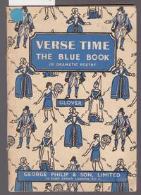 image of Verse Time - The Blue Book of Dramatic Poetry