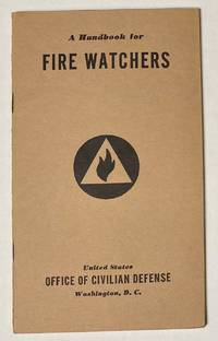 image of A handbook for fire watchers