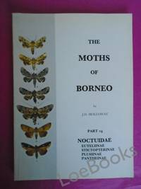THE MOTHS OF BORNEO Part 14: Noctuidae: Euteliinae, Stictopterinae, Plusiinae, Pantheinae