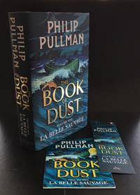 La Belle Sauvage: The Book of Dust Volume One : Signed By The Author And Illustrator : Plus...