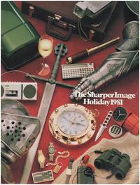 The Sharper Image Catalog: Holiday 1981