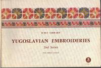 DMC Library Yugoslavian Embroideries, 2nd Series