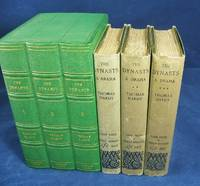 THE DYNASTS (All 3 Volumes in Original Dust Jackets, EARLIEST ISSUE with integral 1903 Title Page in Volume One)