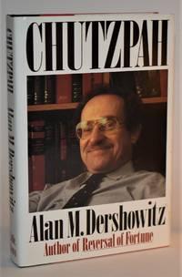 image of Chutzpah