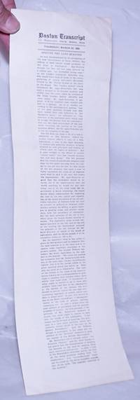 image of Opening the Land Question