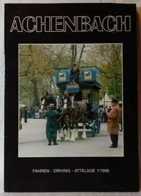 ACHENBACH:  FAHREN - DRIVING - ATTELAGE (1/1996)