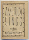 View Image 1 of 4 for America Sings Inventory #50903