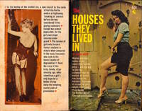 The Houses They Lived In (Vintage sleaze paperback, Bonnie Logan cover)