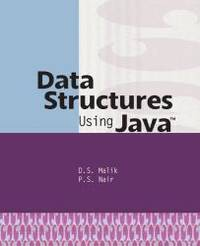 image of Data Structures Using Java