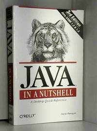 Java in a Nutshell, 3rd edition  (en anglais)