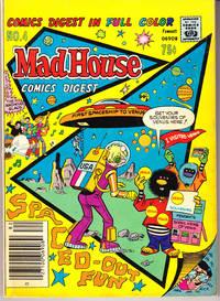 Mad House Comics Digest No. 4