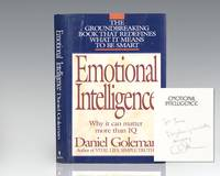 image of Emotional Intelligence: Why It Can Matter More than IQ.