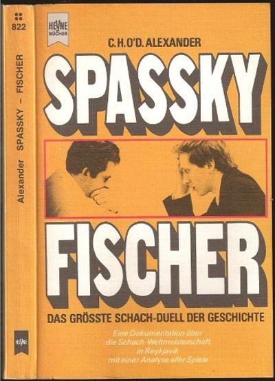 Spassky-Fischer das Grosste...