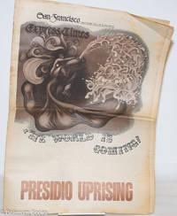 image of San Francisco Express Times, vol. 1, #30, August 14, 1968: Presidio Uprising