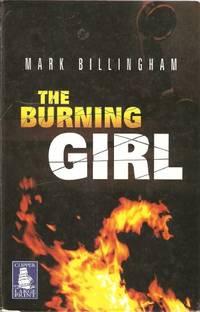 THE BURNING GIRL - Large Print