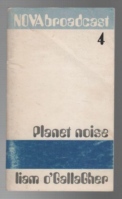 San Francisco: The Nova Broadcast Press, 1969. First Edition. Wraps. Very good. Small 8vo. Saddle-st...